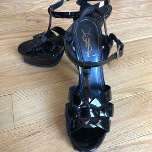 Saint Laurent Platform heels